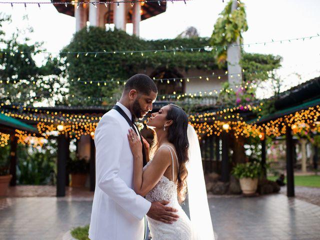 The wedding of Elisha and Kevin