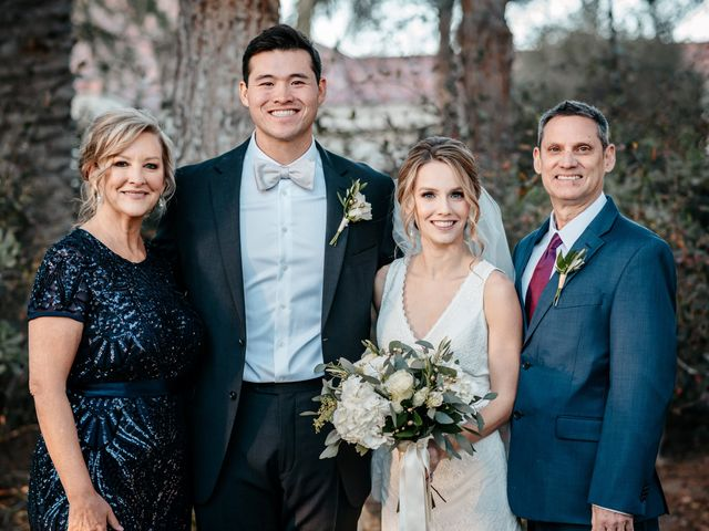 Chandler and Amberly's Wedding in Las Vegas, Nevada 8