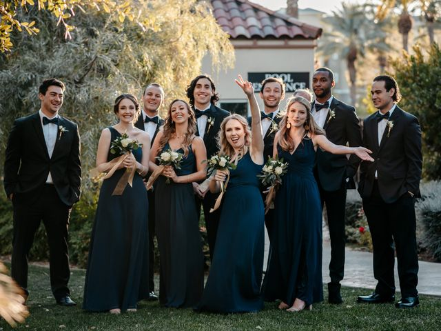 Chandler and Amberly's Wedding in Las Vegas, Nevada 11