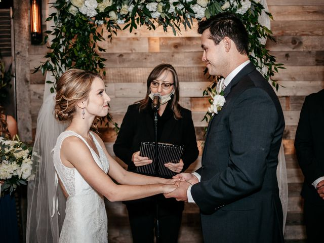 Chandler and Amberly's Wedding in Las Vegas, Nevada 31