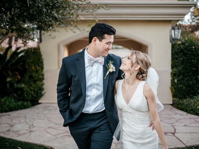 Chandler and Amberly's Wedding in Las Vegas, Nevada 44