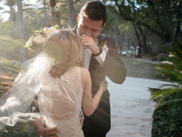 Chandler and Amberly's Wedding in Las Vegas, Nevada 52