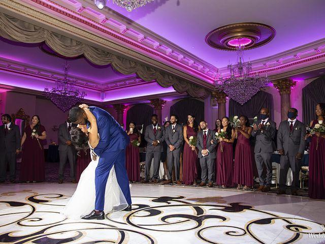 Derrick and Jessica's Wedding in Berlin, New Jersey 1