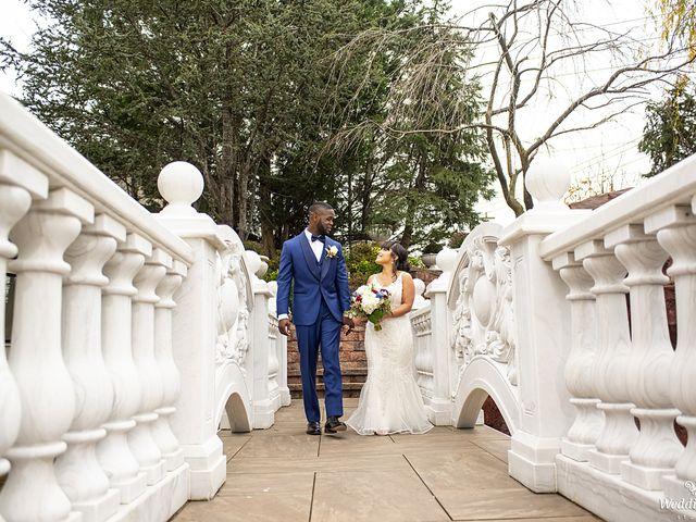 Derrick and Jessica's Wedding in Berlin, New Jersey 7