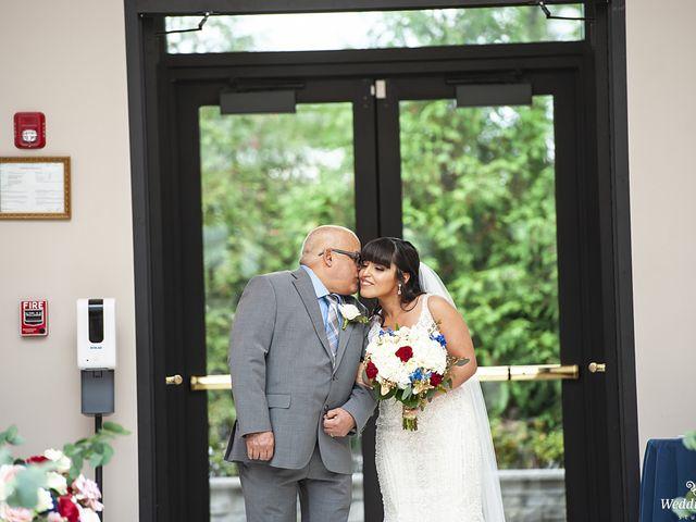 Derrick and Jessica's Wedding in Berlin, New Jersey 13
