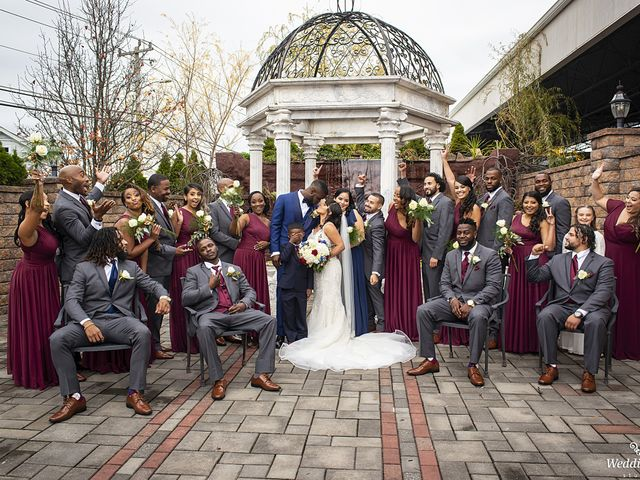 Derrick and Jessica's Wedding in Berlin, New Jersey 15