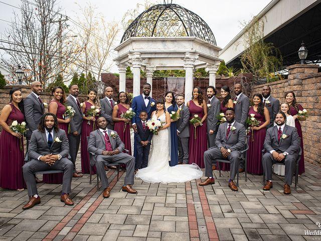 Derrick and Jessica's Wedding in Berlin, New Jersey 16