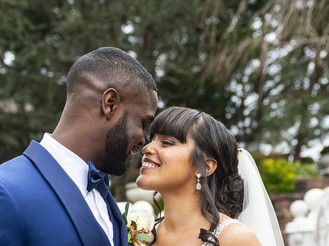 Derrick and Jessica's Wedding in Berlin, New Jersey 17