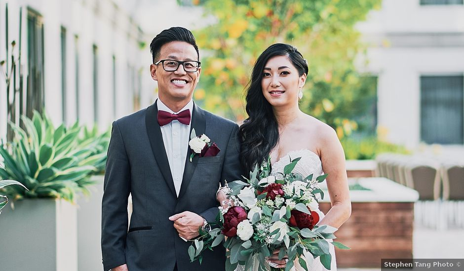 Daniel and Shirley's Wedding in San Gabriel, California