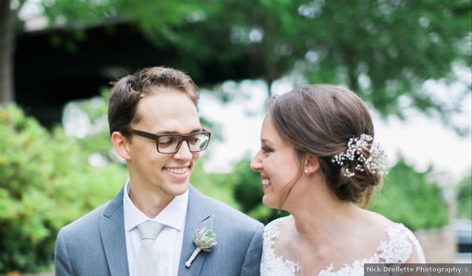Lauren and Jamie's Wedding in Montgomery, Alabama