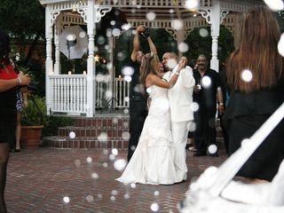 The wedding of Alexis and Angel 1