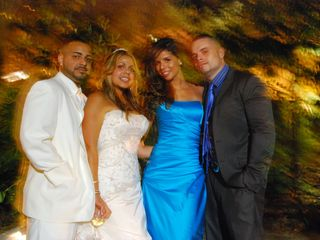 The wedding of Alexis and Angel 3