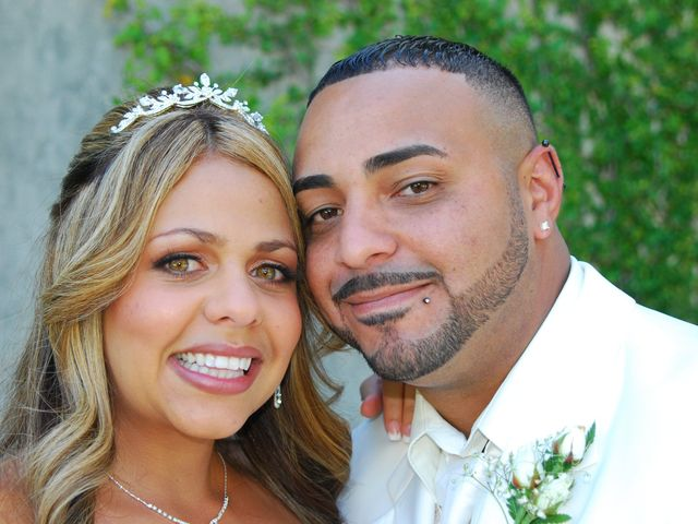 The wedding of Alexis and Angel