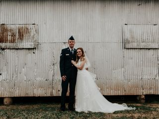 The wedding of Chelsea and Tyler