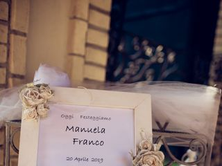 The wedding of Manuela and Franco 1
