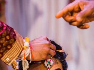 The wedding of Sandhya and Parashar 3