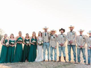 The wedding of Mckennah and Mason 1