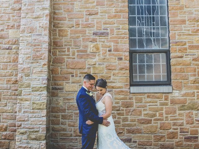 Briana and Dan's Wedding in Youngstown, Ohio 2