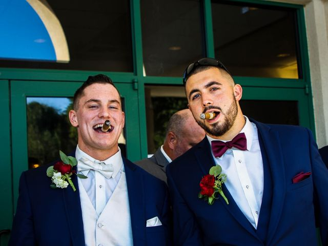 Briana and Dan's Wedding in Youngstown, Ohio 5