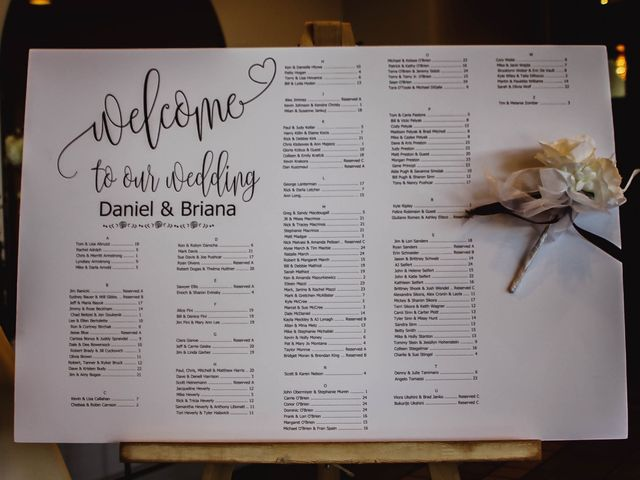 Briana and Dan's Wedding in Youngstown, Ohio 6