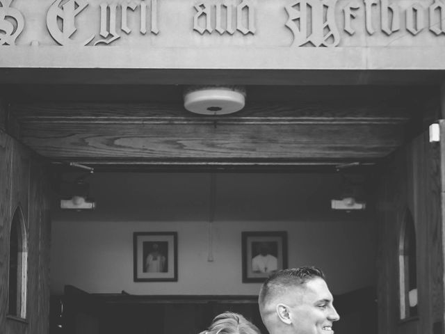 Briana and Dan's Wedding in Youngstown, Ohio 1