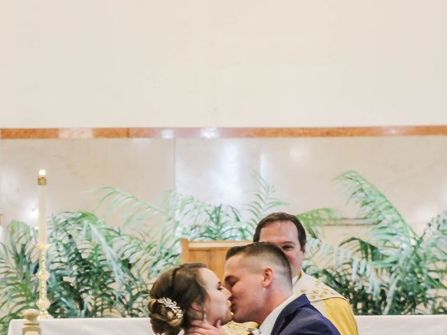 Briana and Dan's Wedding in Youngstown, Ohio 14