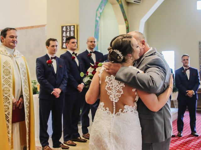 Briana and Dan's Wedding in Youngstown, Ohio 19