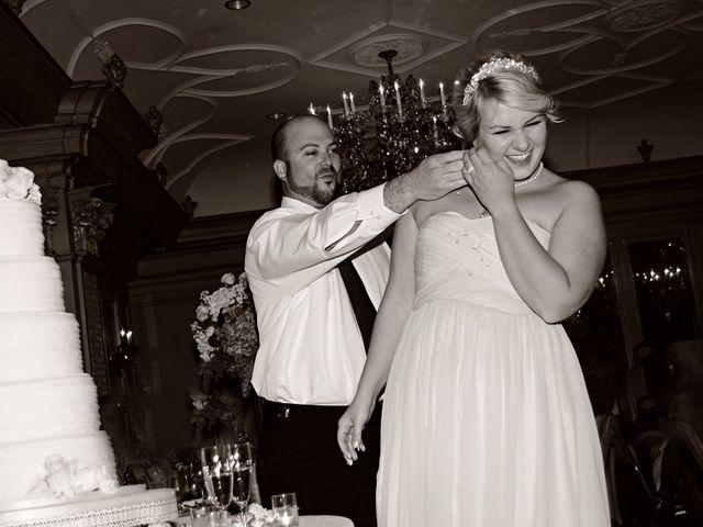 Jason and Jen's Wedding in Asheville, North Carolina 7