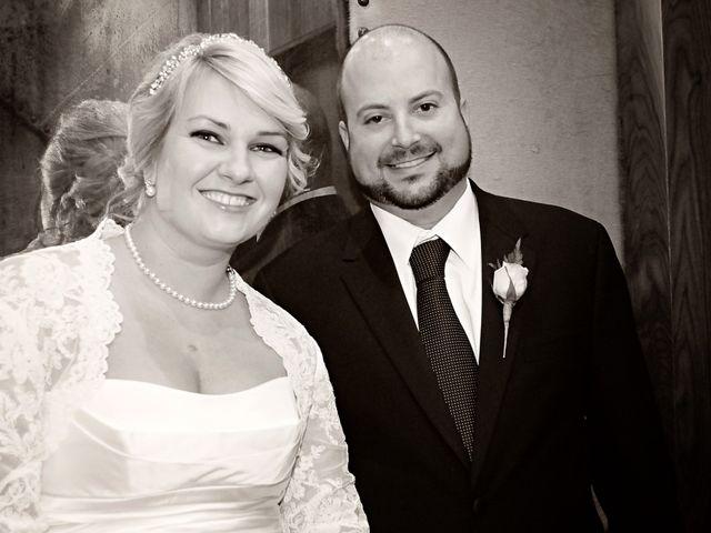Jason and Jen's Wedding in Asheville, North Carolina 15