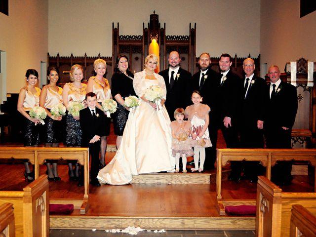 Jason and Jen's Wedding in Asheville, North Carolina 17