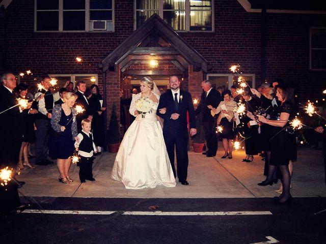 Jason and Jen's Wedding in Asheville, North Carolina 18