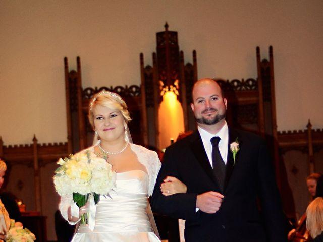Jason and Jen's Wedding in Asheville, North Carolina 19