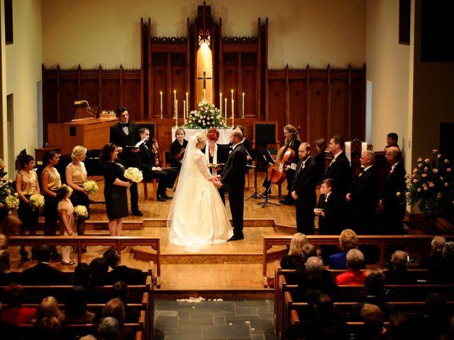 Jason and Jen's Wedding in Asheville, North Carolina 21