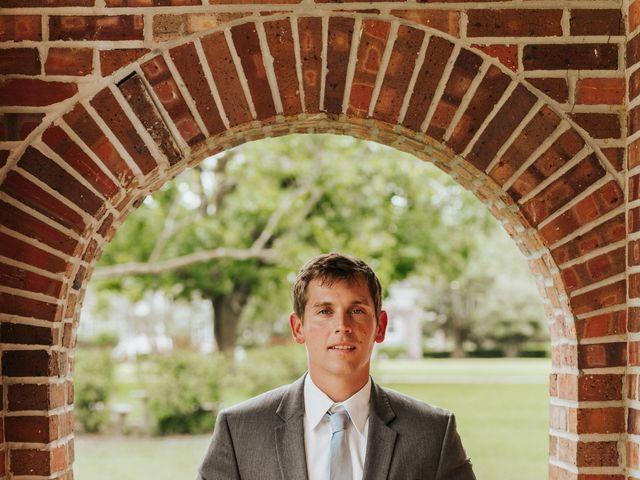 Stuart and Haley's Wedding in Thomasville, Florida 5