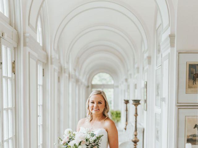 Stuart and Haley's Wedding in Thomasville, Florida 6