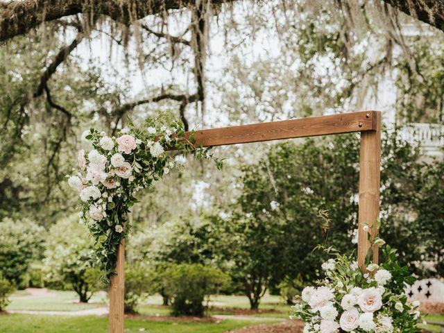 Stuart and Haley's Wedding in Thomasville, Florida 8