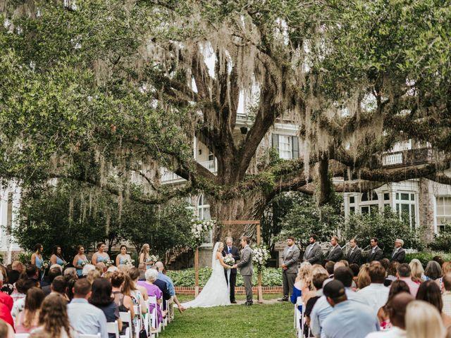 Stuart and Haley's Wedding in Thomasville, Florida 1