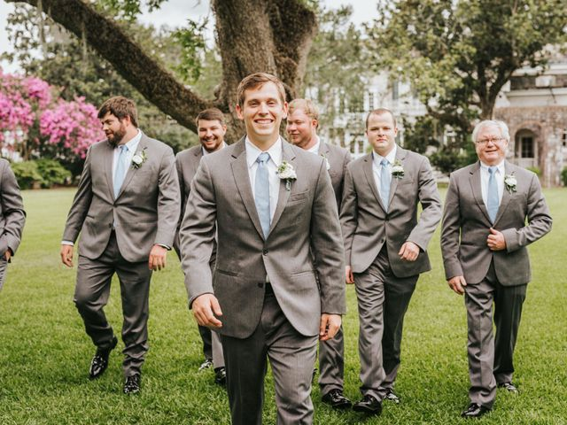 Stuart and Haley's Wedding in Thomasville, Florida 10