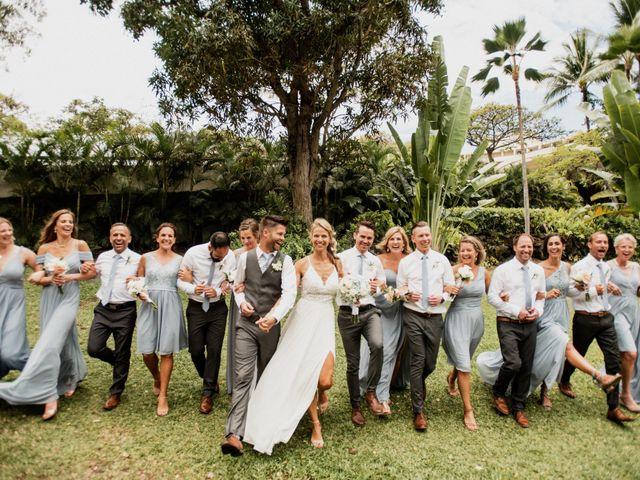 Nathaniel and Alicia's Wedding in Kailua Kona, Hawaii 2