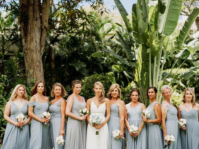 Nathaniel and Alicia's Wedding in Kailua Kona, Hawaii 5