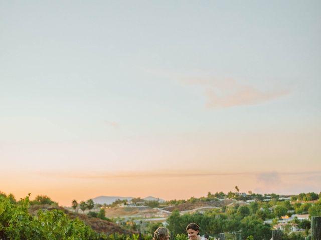 Sara and Linda's Wedding in Temecula, California 1