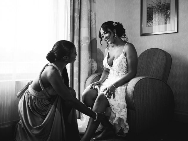 Marlon and Cristina's Wedding in Westbury, New York 9