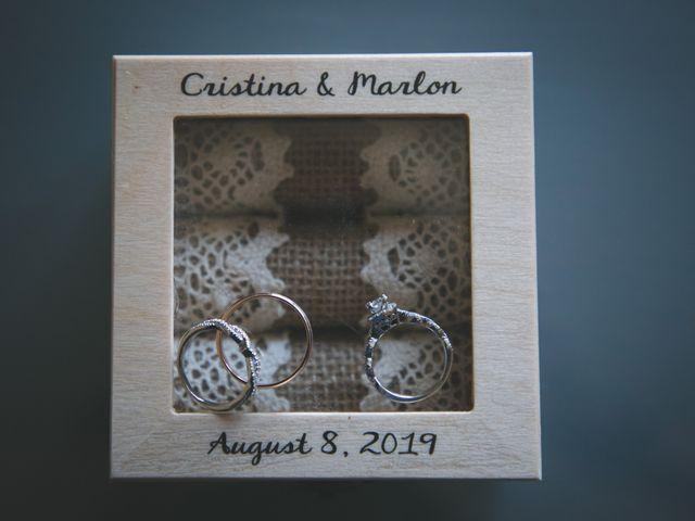 Marlon and Cristina's Wedding in Westbury, New York 11