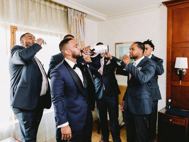Marlon and Cristina's Wedding in Westbury, New York 15
