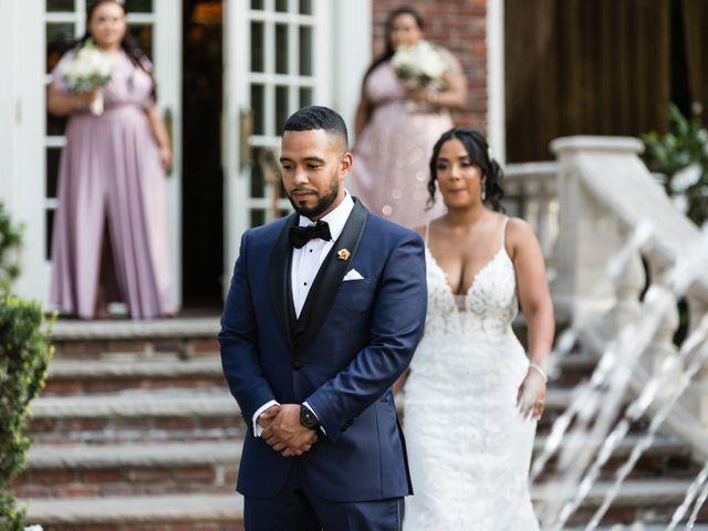 Marlon and Cristina's Wedding in Westbury, New York 17
