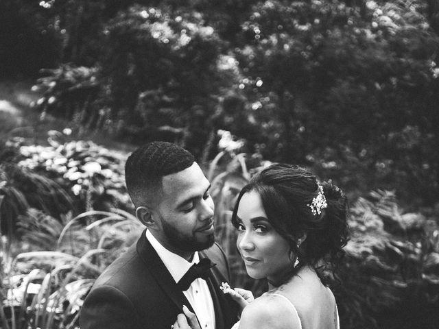 Marlon and Cristina's Wedding in Westbury, New York 21