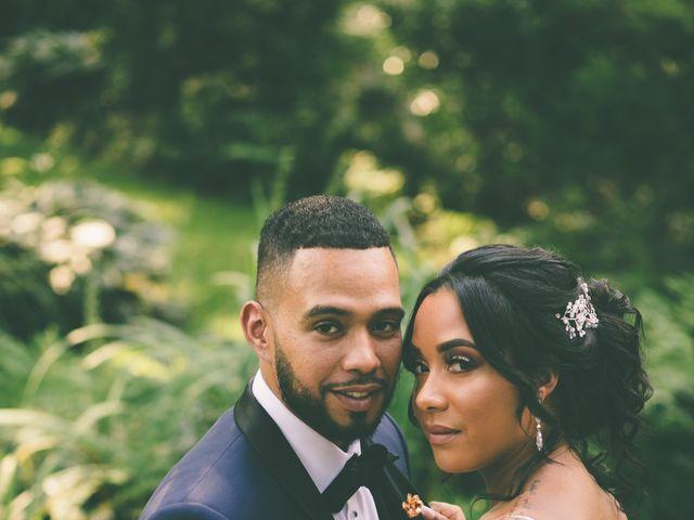Marlon and Cristina's Wedding in Westbury, New York 22