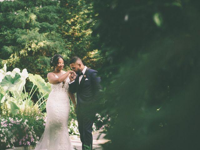 Marlon and Cristina's Wedding in Westbury, New York 23