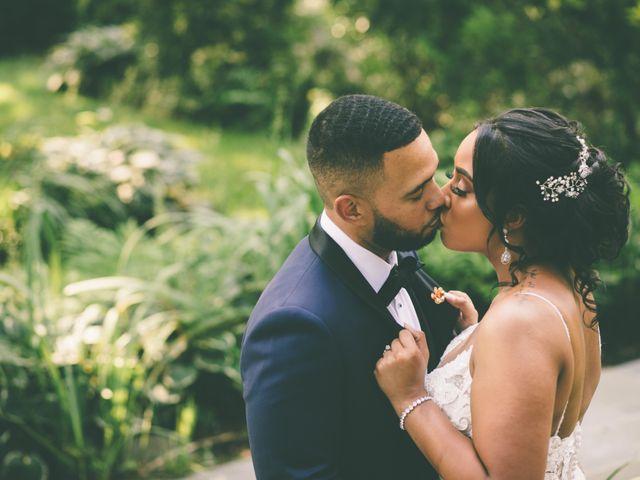 Marlon and Cristina's Wedding in Westbury, New York 27