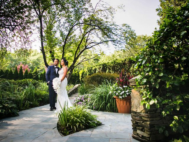 Marlon and Cristina's Wedding in Westbury, New York 29